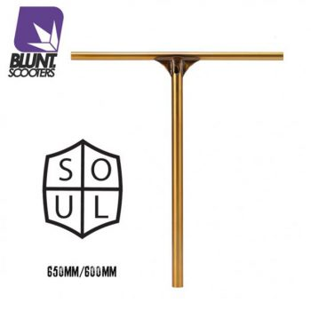 MANILLAR SCOOTER BLUNT SOULD ORO