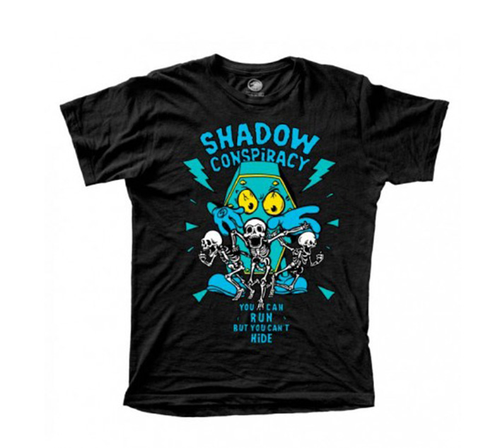 CAMISETA SHADOW CANT HIDE