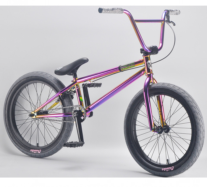 BICICLETA BMX MAFIA BIKES MADMAIN PURPLEFUEL 20.4″
