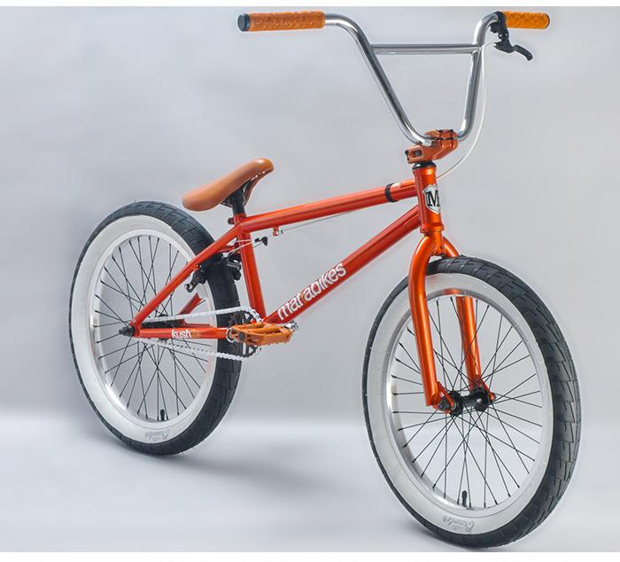 BICICLETA BMX MAFIABIKES KUSH 2+ COOPER 20.4″