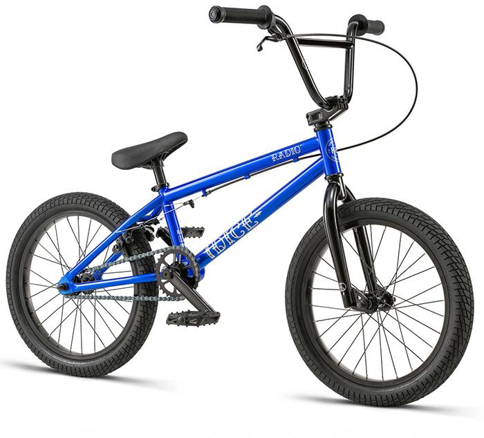 BICICLETA BMX RADIO DICE 18″ AZUL