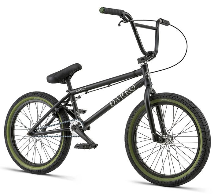 BICICLETA BMX RADIO DARKO NEGRA 21″