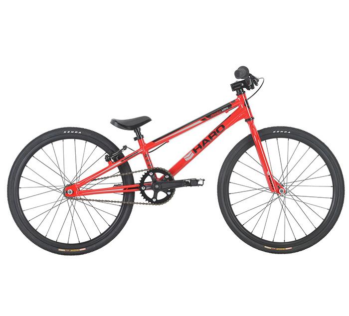 BICICLETA BMX RACE HARO ANNEX MINI RED