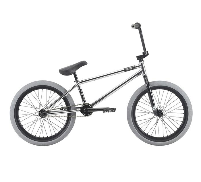 BICICLETA BMX HARO MIDWAY CROMADA 21″