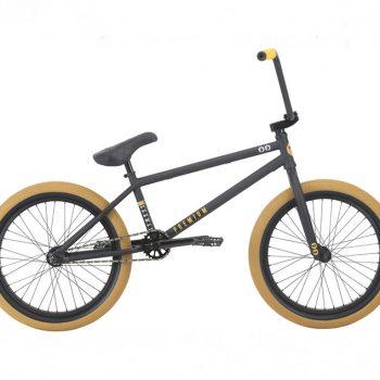 BICICLETA BMX PREMIUM SUBWAY NEGRA MATE 21″