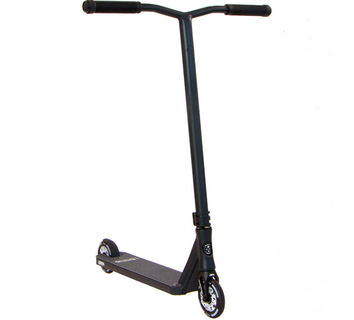 SCOOTER LUCKY AXIS NEGRO 2018