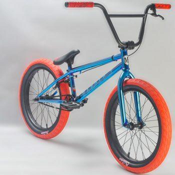 BICICLETA BMX MAFIA BIKES MADMAIN BLUE OIL