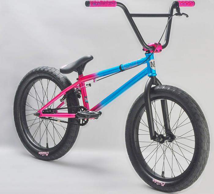 BICICLETA BMX MAFIA BIKES MADMAIN COTTON CANDY