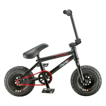 MINI BMX ROCKER 3+ VADER BLACK FREECOASTER
