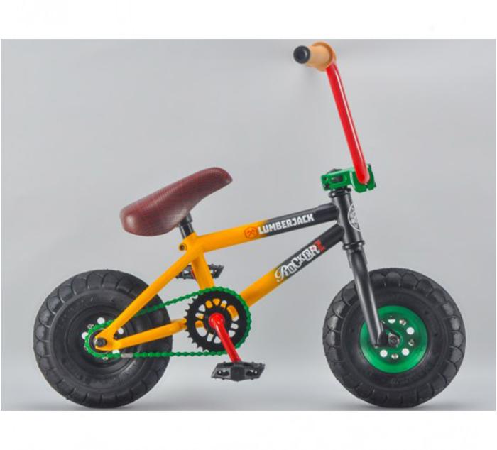 MINI BMX ROCKER IROK+ LUMBERJACK