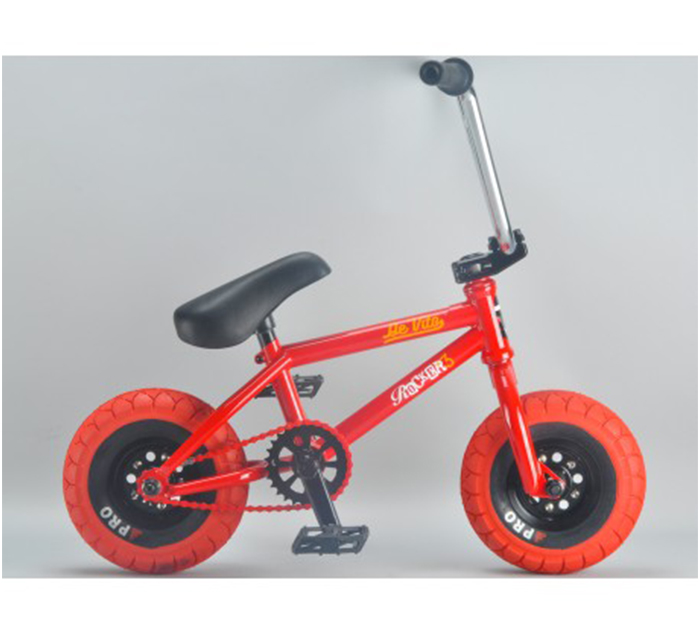MINI BMX ROCKER 3+ DE VITO