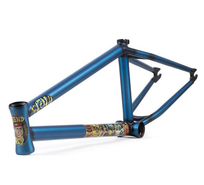 CUADRO BMX FIEND PALMERE 21″