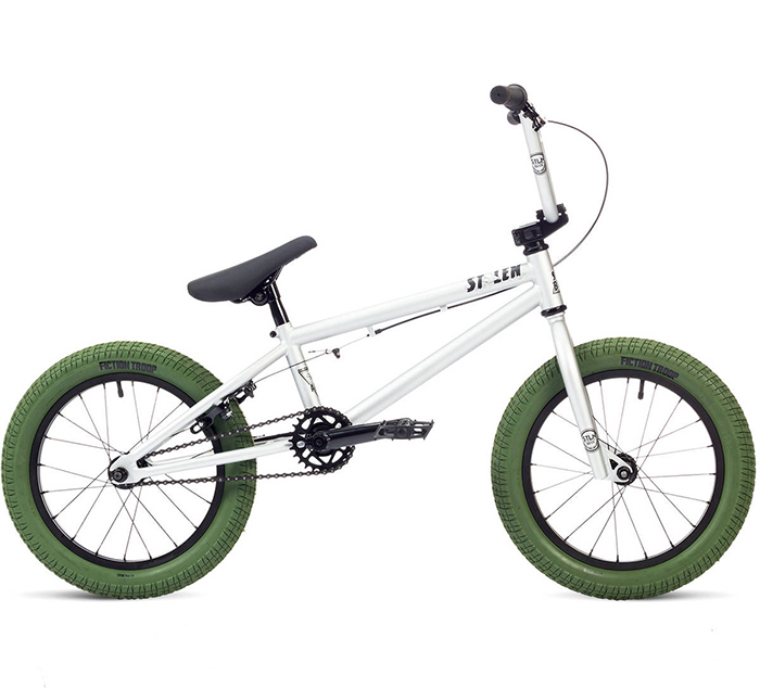 BICICLETA BMX STOLEN AGENT 16″