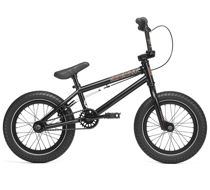BICICLETA BMX KINK PUMP 14″ BLACK