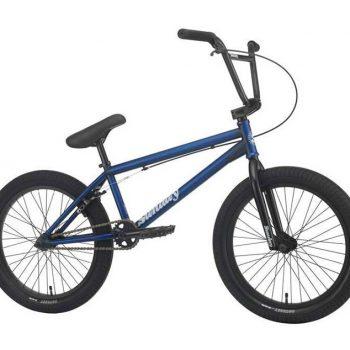 BICICLETA BMX SUNDAY SCOUT AZUL 20,75″