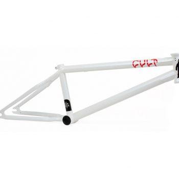 CUADRO BMX CULT HAWK V3 BLANCO