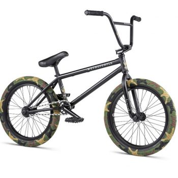 BICICLETA BMX WETHEPEOPLE JUSTICE NEGRA 20.75″