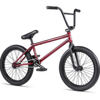 BICICLETA BMX WETHEPEOPLE JUSTICE ROJA 20,75″