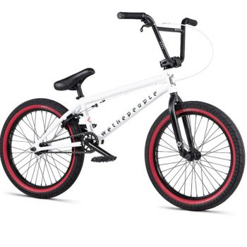 BICICLETA BMX WETHEPEOPLE NOVA BLANCA 20″