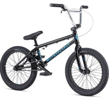 BICICLETA BMX WETHEPEOPLE CURSE NEGRA 18″