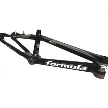 CUADRO BMX RACE FORMULA ANTIMATTER NEGRO