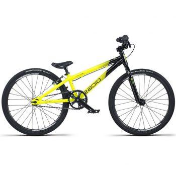 BICICLETA BMX RACIO COBALT MINI AMARALLO