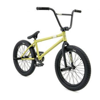 BICICLETA BMX FLYBIKES SION AMARILLO 21″