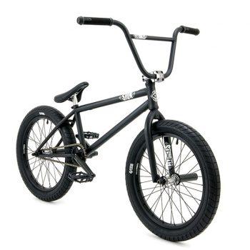 BICICLETA BMX FLYBIKES SION NEGRA 21″