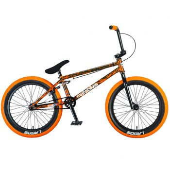 BICICLETA BMX MAFIA BIKES KUS 2+ 20,4″NARANJA