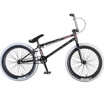 BICICLETA BMX MAFIA BIKES MADMAIN NEGRA 20.4″