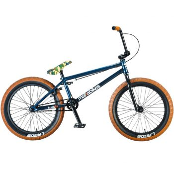 BICICLETA BMX MAFIA BIKES KHUS2+ AZUL CAMU 20.4″