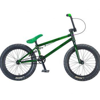 BICICLETA BMX MAFIA BIKES MADMAIN VERDE 20.4″