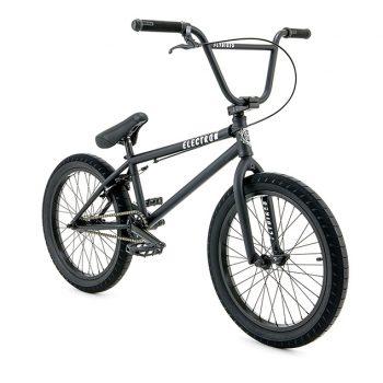BICICLETA BMX FLYBIKES ELECTRON NEGRA 20.5″
