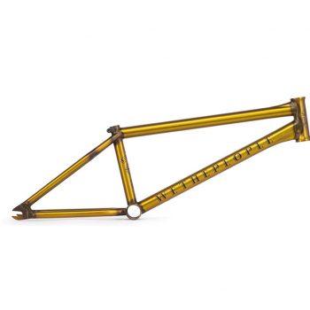 CUADRO BMX WETHEPEOPLE BATTLESHIP ORO