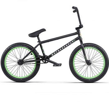 BICICLETA BMX WETHEPEOPLE TRUST BLACK GREEN 20.75″