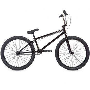 BICICLETA BMX STOLEN SAINT 24″ NEGRA