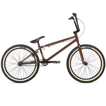 BICICLETA BMX STOLEN SPADE MARRON 22″