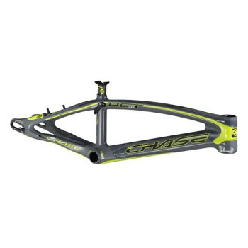 CUADRO-BMX CHASE ACT1.0 LUSTROSO GRIS/FLUOR