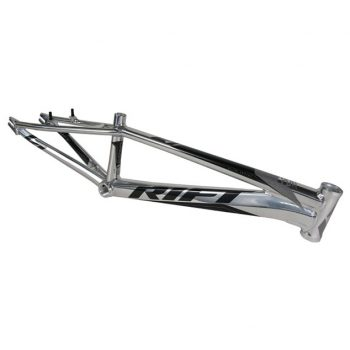 CUADRO BMX RIFT ES20 PULIDO/NEGRO