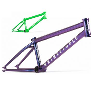 CUADRO BMX WETHEPEOPLE MESSEAGE