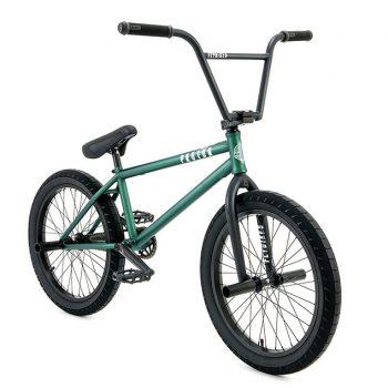 BICICLETA BMX FLYBIKES PROTON VERDE 21″