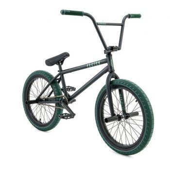 BICICLETA BMX FLYBIKES PROTON NEGRA 21″