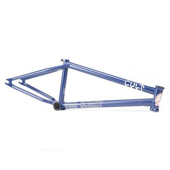 CUADRO BMX CULT 2 SHORT AZUL