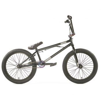 BICICLETA BMX COLONY EMERGE NEGRA 20,4″