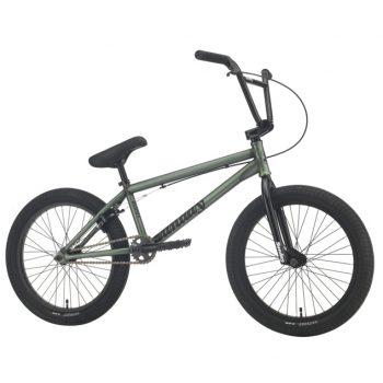 BICICLETA BMX SUNDAY SCOUT VERDE 20.75″