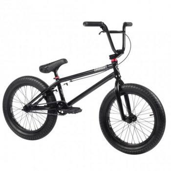 BICICLETA BMX SUBROSA TIRO 18,5″ NEGRO