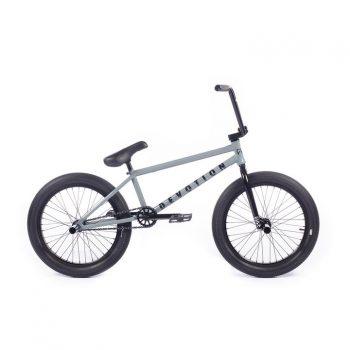 BICICLETA BMX CULT DEVOTION GRIS 21″