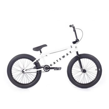 BICICLETA BMX CULT GATEWAY BLANCO 20.5″