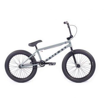 BICICLETA BMX CULT GATEWAY GRIS 20.5″