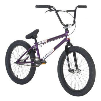 BICICLETA BMX ACADEMY ENTRANT PURPLE 19.50″
